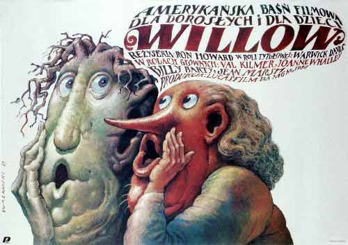 Stoned Polish E.T. and twenty more insane old European movie posters