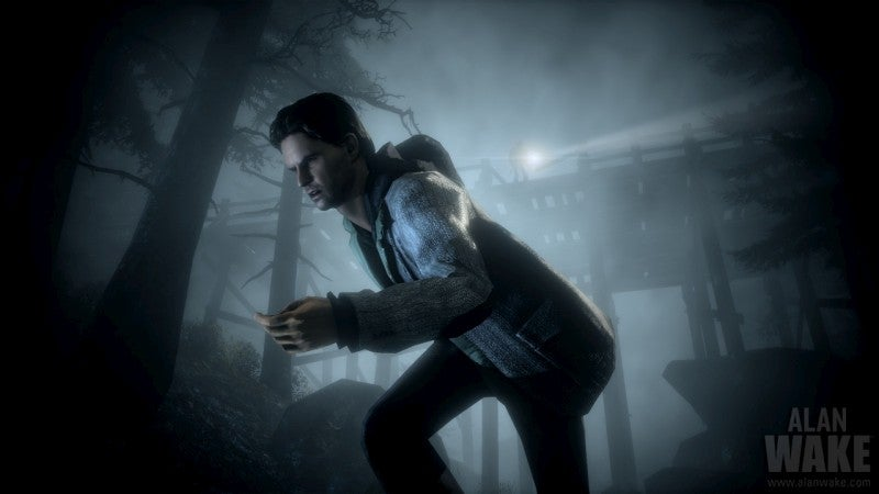 Alan Wake Impressions: Bad Time To Lose The Flashlight