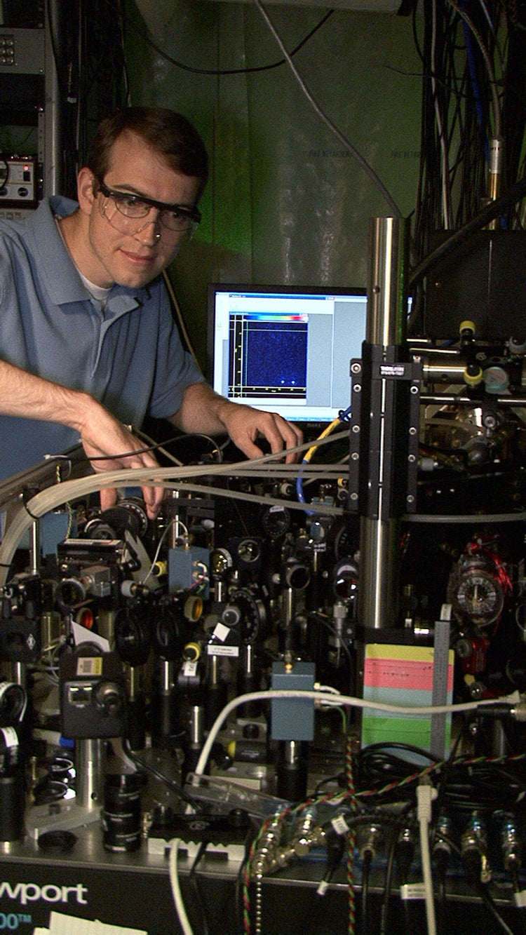 Scientists Make Breakthrough With First Programmable Quantum Processor
