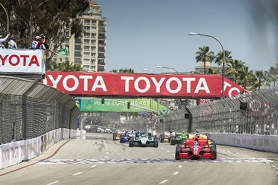 Finally The Wait Is Over! Weekend Schedule for Long Beach GP Announced!