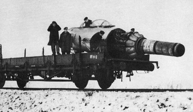 In Russia, Snowblowers Use Mig-15 Jets