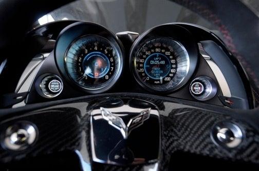 Jalopnik Test Drives the Hybrid Transformers Corvette