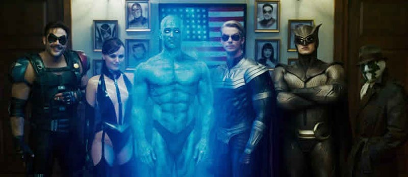 Who Are The Watchmen?