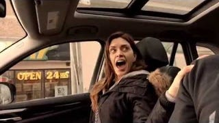 """Toronto's """"Cutest Gangsta"""" Is Now In A TV Spot for Acura"""