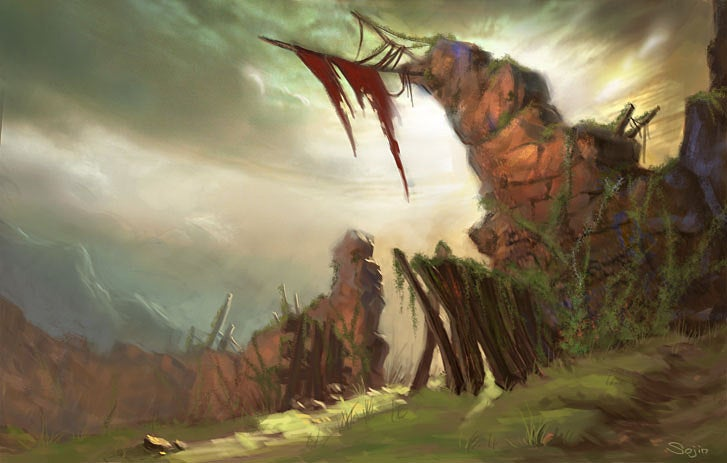 The Amazing, Official Art of Diablo III