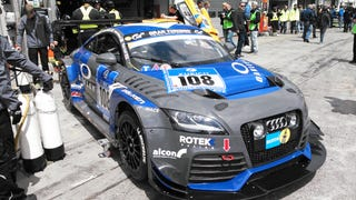 2014 Nurburgring 24 Hour In Photos (long)