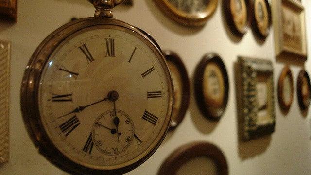 """Monotony Collapses Time; Novelty Unfolds It."""