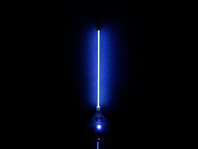 Brando USB DJ Plasma Tube Light Dances To Your Tunes, Won't Slay Sith