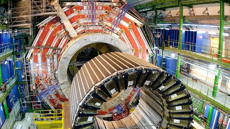 Oh My God Particle: Physicists Confirm Observation of Higgs Boson