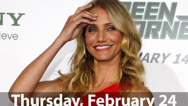 Cameron Diaz Loves Porn