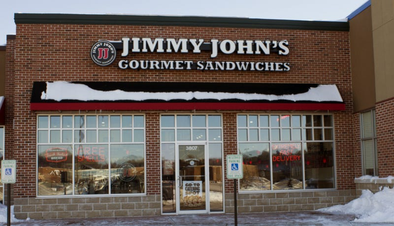 "Jimmy John's Apparently Commits ""Systematic"" Wage Theft"