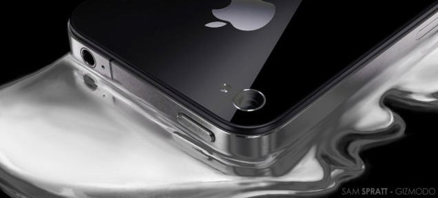 Apple Patent Hints at Plans for LiquidMetal and Sapphire iPhone Chassis