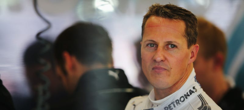 Schumacher's Family Will Stop Updates Once He Leaves The Hospital