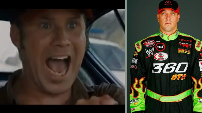 Ex-NASCAR Driver Leads Cops On Crazy Ricky Bobby-Esque Chase
