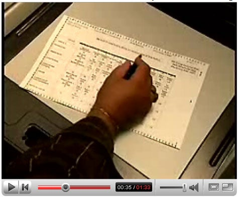 Voting Machine Tutorial Uploads To iPod, So You Don't Accidentally Vote For Pat Buchanan