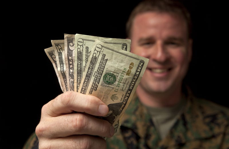 Recruiters Scammed Army For Millions in Signup Bonuses During Iraq War