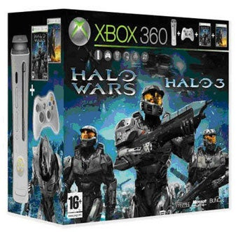 "Europe's Getting A ""Best of Halo"" Xbox 360 Bundle"