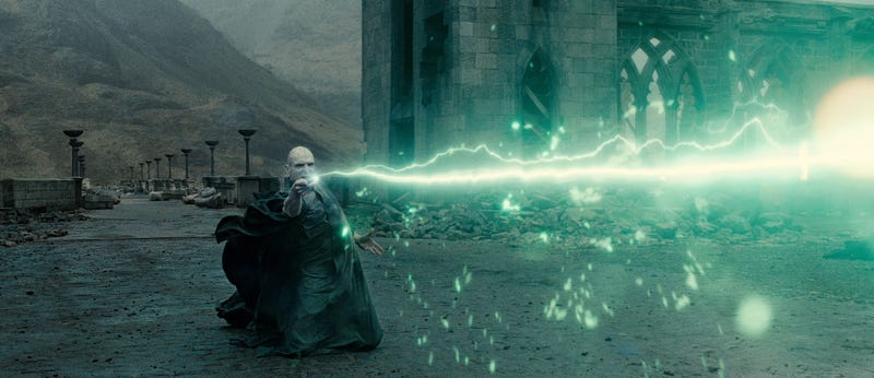 High-Res Harry Potter stills showcase the agony of Severus Snape