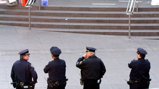 Occupy Wall Street an Overtime Windfall for NYPD Cops