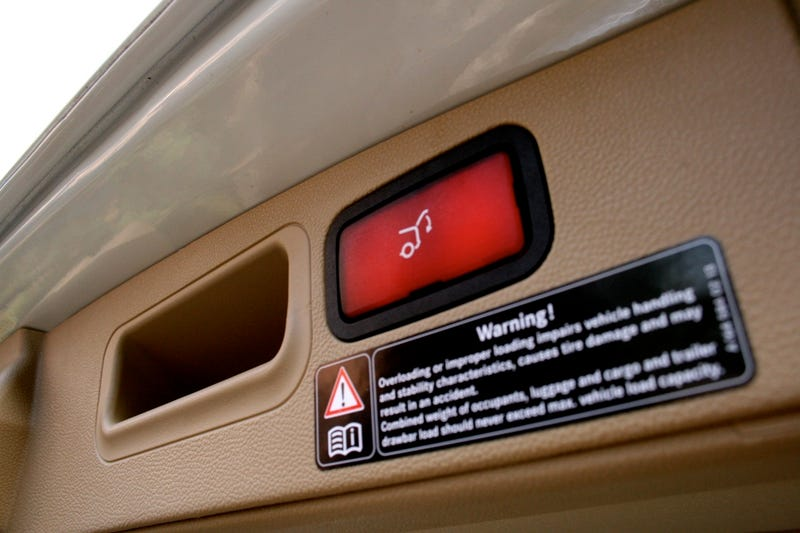 2009 Mercedes ML320 BlueTEC, Part Three