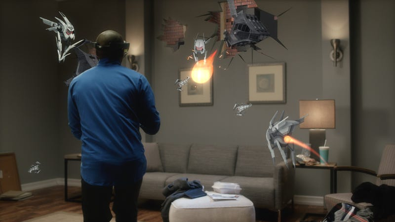 Microsoft's Latest HoloLens Is Here, and It's Amazing