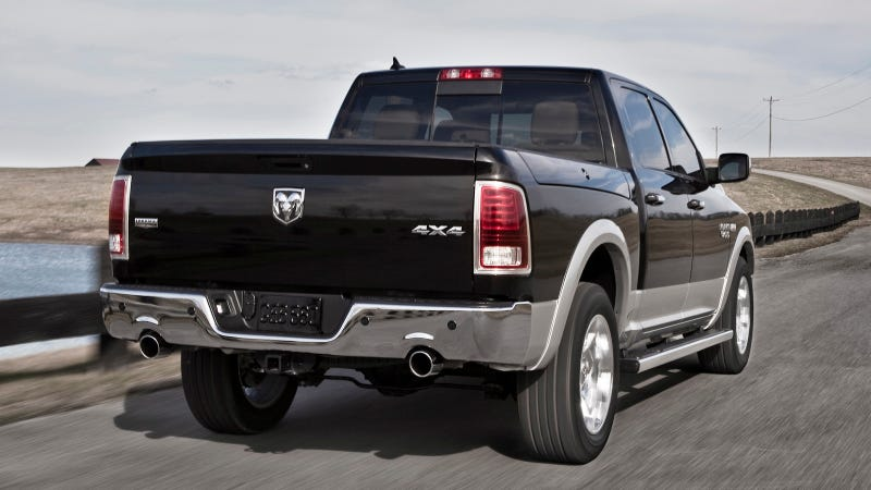2013 Ram 1500: Press Photos