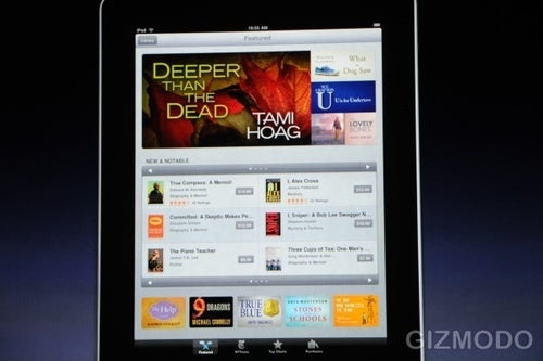 iPad Liveblog Archive