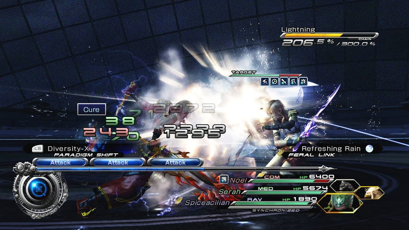The Story and Creature Collecting Goodness Continue in Final Fantasy XIII-2 DLC