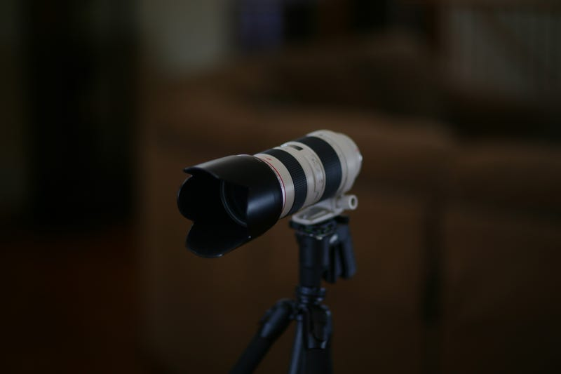 Unboxing and Shooting w/ the 85mm f/1.2L