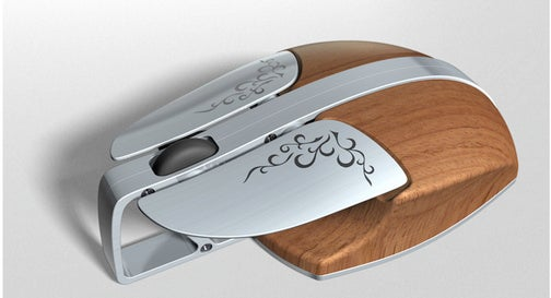 If The FF8 Gunblade Were a Mouse, It Would Probably Look Something Like This