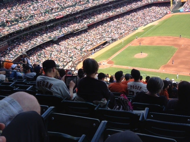 Get A Load Of This Fucking Giants Fan