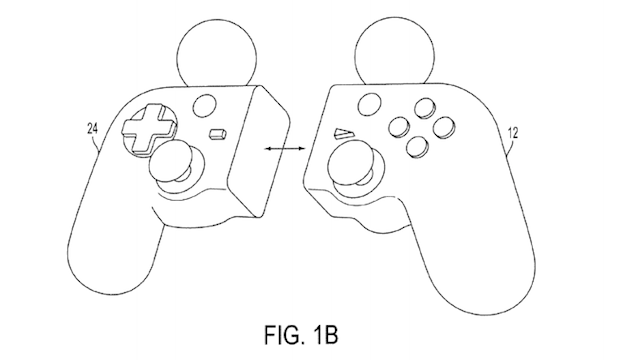 Sony Could Be Making A PlayStation Controller That Can Split In Half