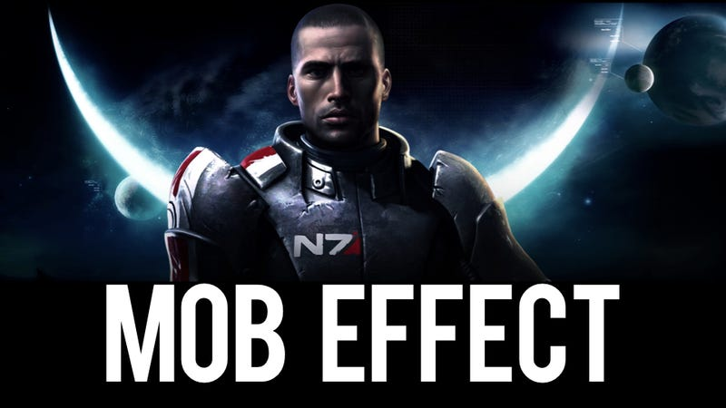 Mob Blames Mass Effect For School Shooting, Is Embarrassingly Wrong