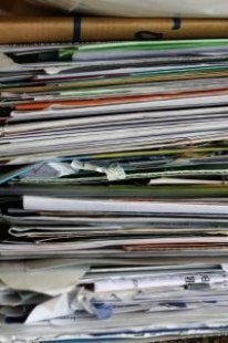 One way to digitize and centralize paper documents