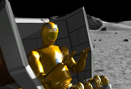 NASA Project M Puts Scientists' Avatars On the Moon