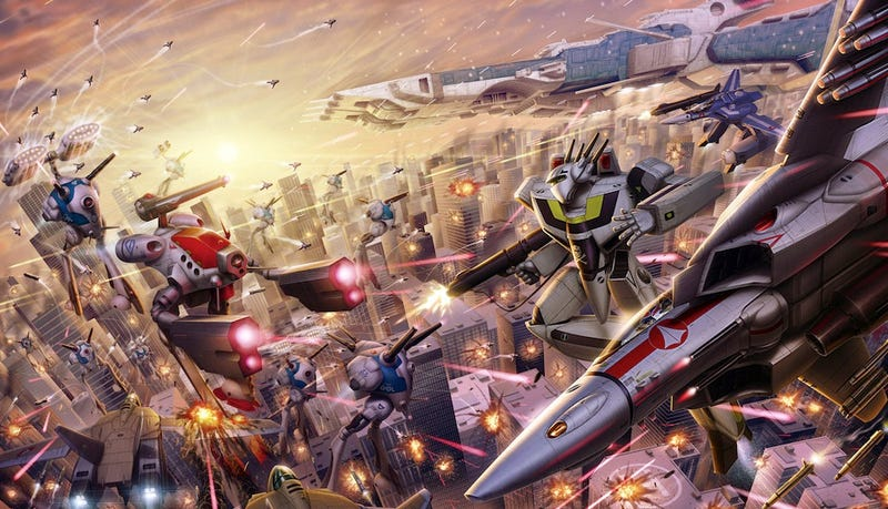 Everything You Need to Know About Robotech
