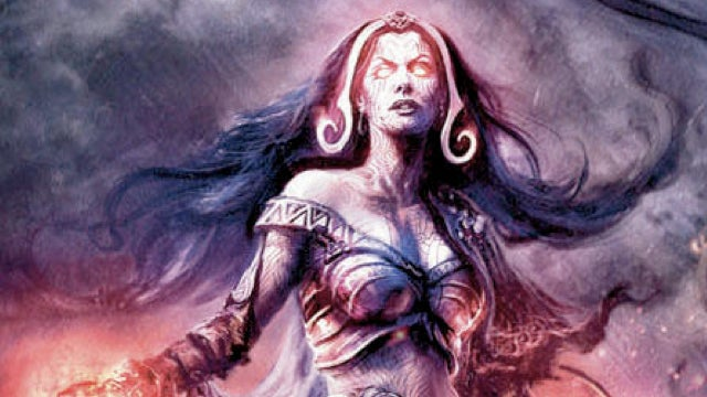 Playing Magic: The Gathering as an RPG