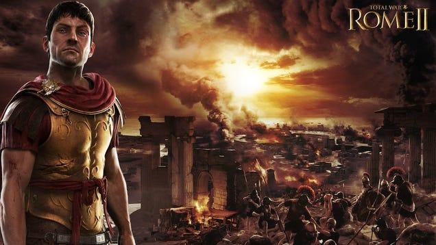 The Moneysaver: Rome II, Deus Ex, Anime, Your New Monitor, Blu-rays