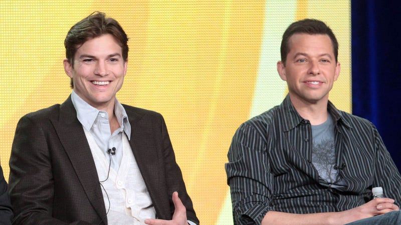 Ashton Kutcher and John Cryer to Get Gay Married on Two and a Half Men