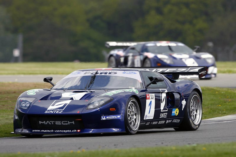 FIA GT Championship At Silverstone: Round One Mega-Gallery