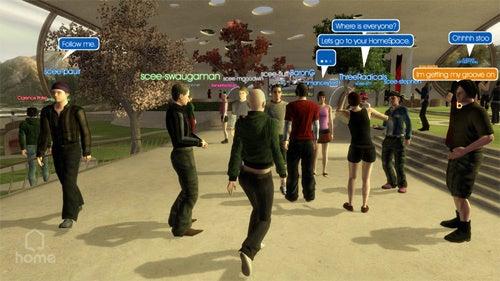 PlayStation Home Readies An Indie Social Gaming Invasion