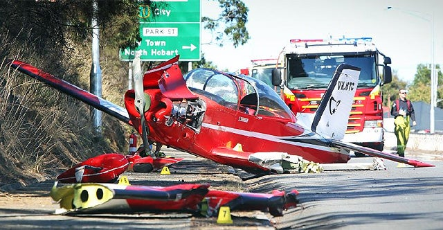 Teen Crash-Lands Plane on Busy Highway, Steps Out, and Calmly Stops Traffic