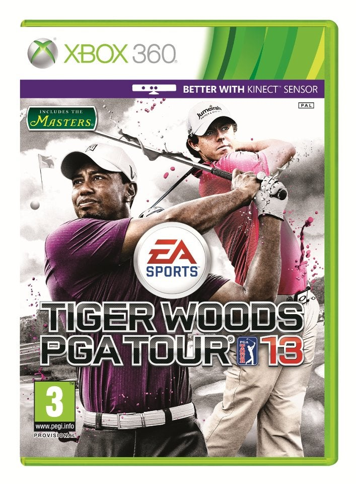 Tiger Woods' Covers Feature Special Guest Stars