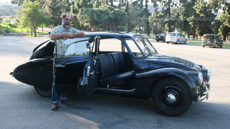 1941 Tatra T87: The Jalopnik Classic Review
