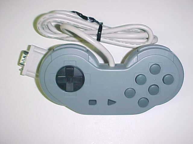 Extremely Rare SNES CD Controller on eBay