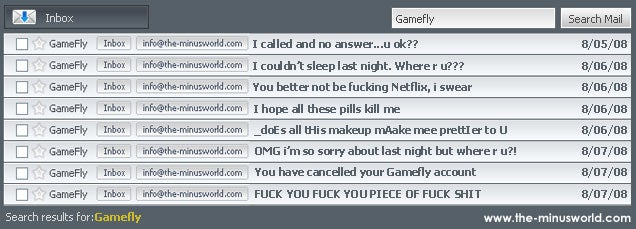 How GameFly is Like Your Psycho Ex