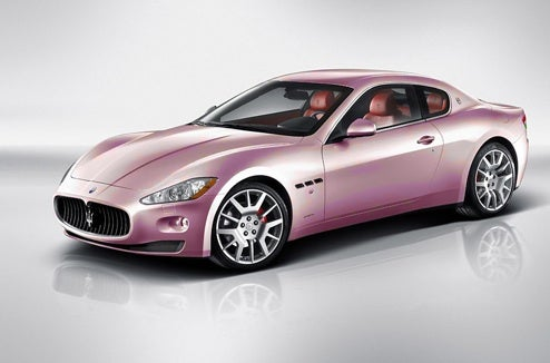 Maserati Slips Into Rear Of Latest Top Ten Most-Researched Gay Cars List