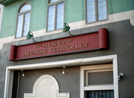 The REAL Warehouse 13: The Museum of Jurassic Technology