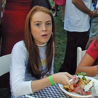 Lindsay Lohan: When In Doubt, Blame The Black Kid