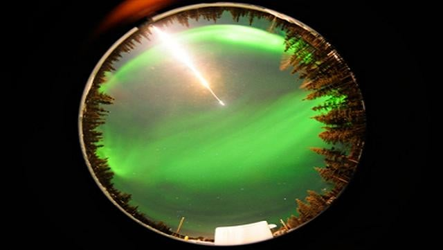 When NASA shot a rocket into the Northern Lights to study mysterious waves